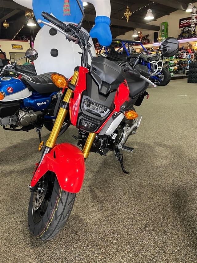 2020 Honda Grom Base at Dale's Fun Center, Victoria, TX 77904