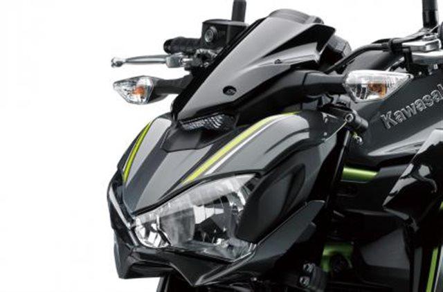 2017 Kawasaki Z900 Base at Pete's Cycle Co., Severna Park, MD 21146