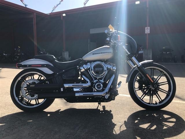 2018 Harley-Davidson Softail Breakout at Wild West Motoplex