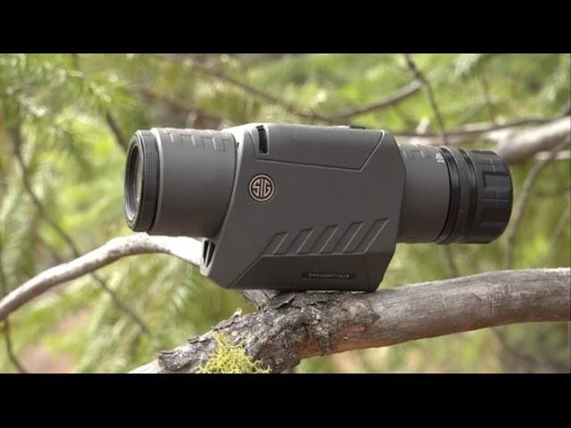 2019 Sig Sauer Optics OSCAR3 Micro Spotting Scope at Harsh Outdoors, Eaton, CO 80615
