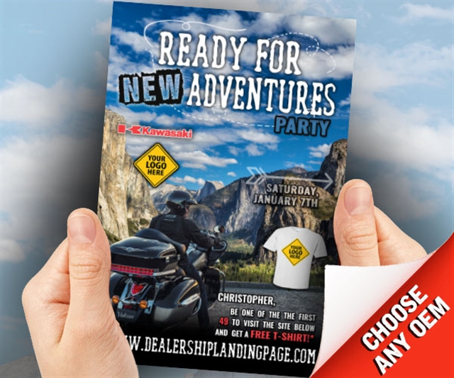 2018 ANYTIME New Adventures Powersports at PSM Marketing - Peachtree City, GA 30269