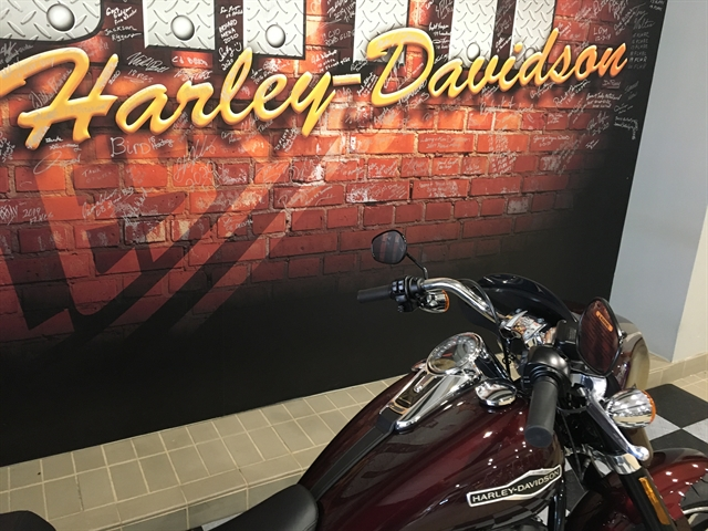 2019 Harley-Davidson Softail Sport Glide at Worth Harley-Davidson