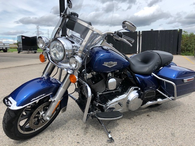 2015 Harley-Davidson Road King Base at Rocky's Harley-Davidson