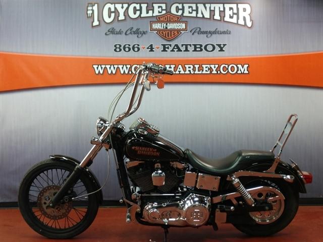 1996 Harley-Davidson FXDL DYNA LOW RID at #1 Cycle Center Harley-Davidson