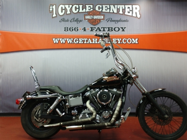1996 HD FXDL DYNA LOW RID at #1 Cycle Center Harley-Davidson