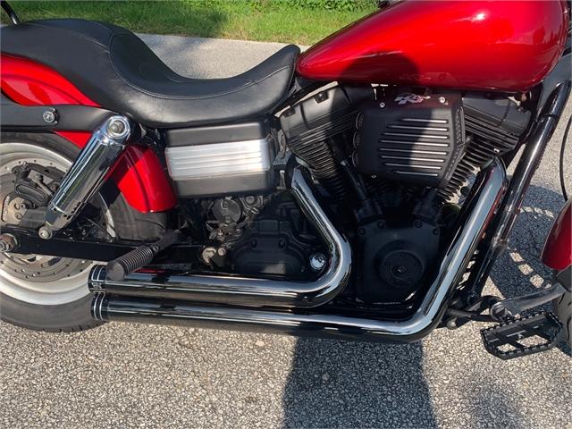 2009 Harley-Davidson Dyna Glide Fat Bob at Powersports St. Augustine