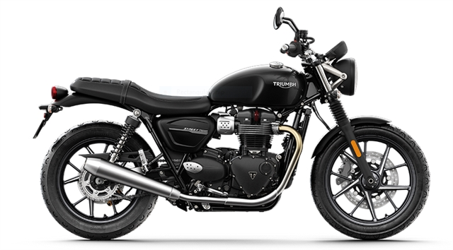2020 Triumph Street Twin Base at Frontline Eurosports