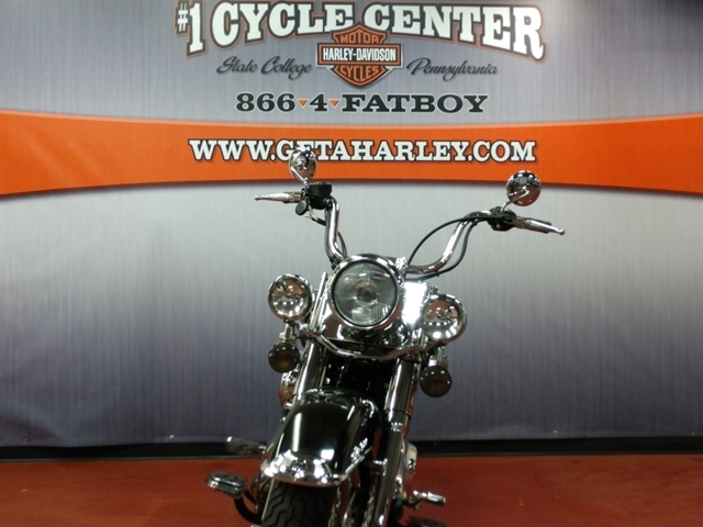 2007 Harley-Davidson FLSTC - Softail Heritage Classic at #1 Cycle Center Harley-Davidson