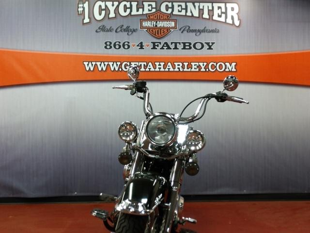 2007 Harley-Davidson FLSTC - Softail Heritage Classic at #1 Cycle Center Harley-Davidson