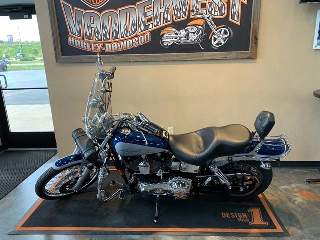 1999 Harley-Davidson Dyna Glide at Vandervest Harley-Davidson, Green Bay, WI 54303