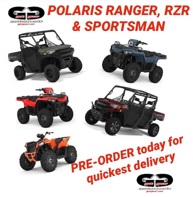 2021 Polaris Ranger, RZR & Sportsman at Got Gear Motorsports