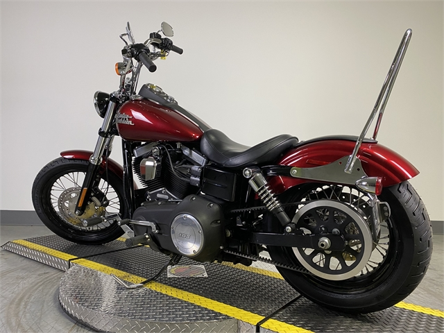 2016 Harley-Davidson Dyna Street Bob at Worth Harley-Davidson