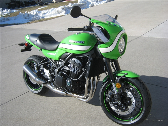 2019 Kawasaki Z900RS Cafe at Brenny's Motorcycle Clinic, Bettendorf, IA 52722