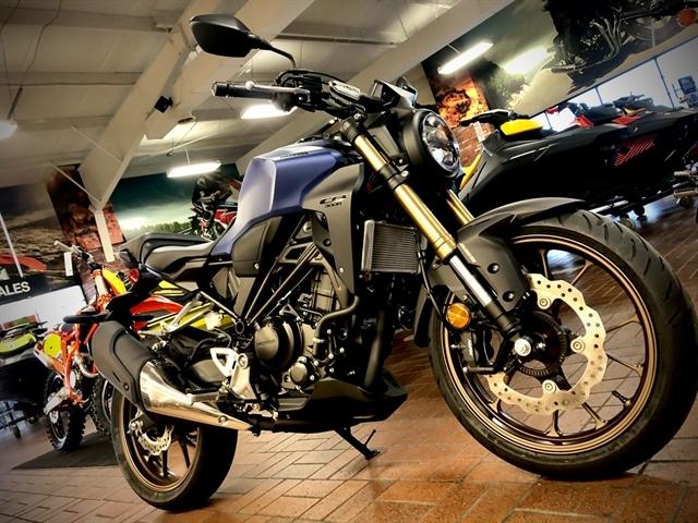 2022 Honda CB300R ABS at Wild West Motoplex