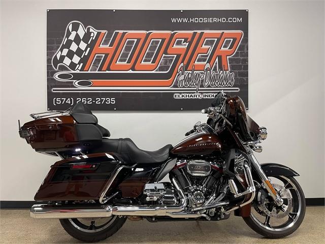 2019 Harley-Davidson Electra Glide CVO Limited at Hoosier Harley-Davidson