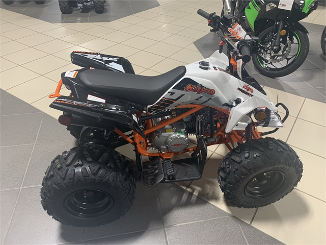 2020 KAYO 125 PREDATOR at Star City Motor Sports