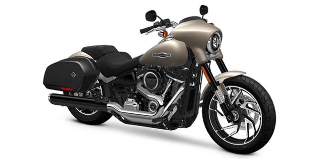 2018 Harley-Davidson Softail Sport Glide at Suburban Motors Harley-Davidson