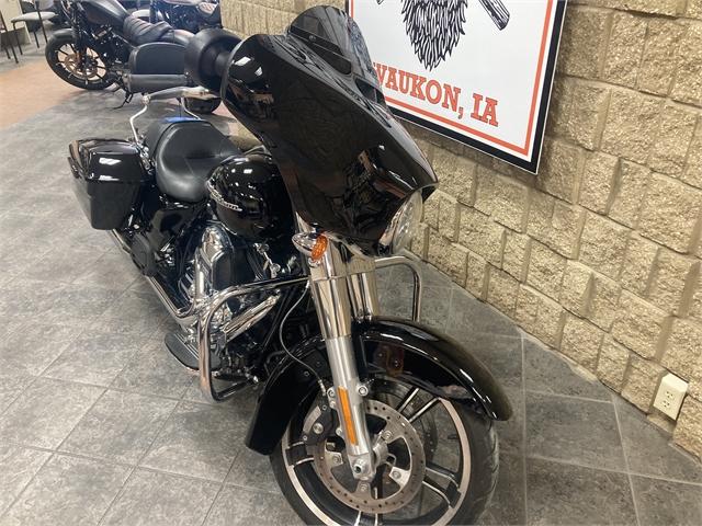2016 Harley-Davidson Street Glide Base at Iron Hill Harley-Davidson