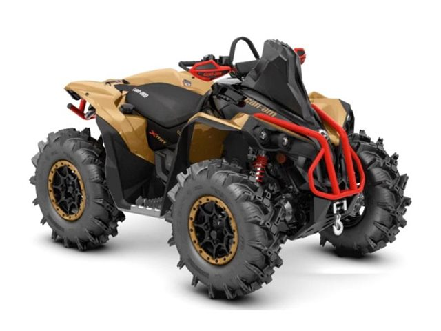 2019 Can-Am Renegade XMR 1000R 1000R X mr at Campers RV Center, Shreveport, LA 71129