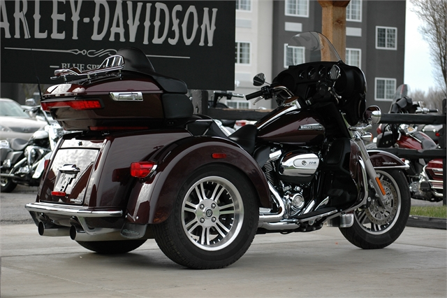2019 Harley-Davidson Trike Tri Glide Ultra at Outlaw Harley-Davidson