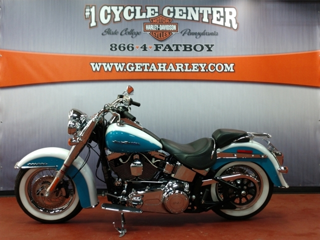 2017 Harley-Davidson Softail Deluxe at #1 Cycle Center Harley-Davidson