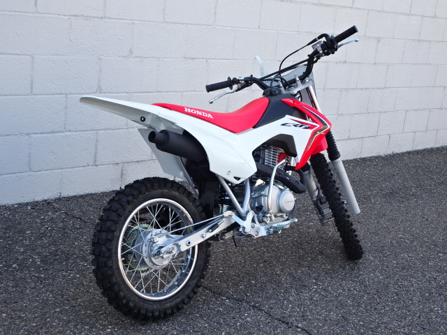 2018 Honda CRF125FB 125F (Big Wheel) at Genthe Honda Powersports, Southgate, MI 48195