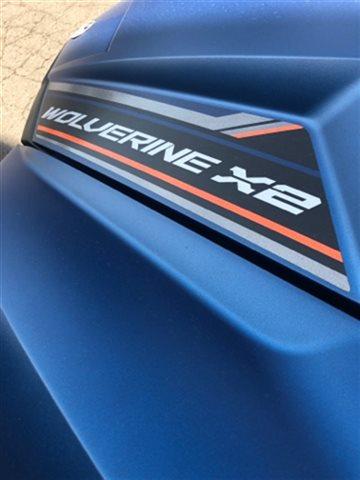 2019 Yamaha Wolverine X2 R-Spec SE at Sloans Motorcycle ATV, Murfreesboro, TN, 37129
