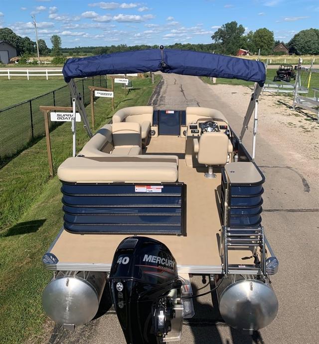 2020 Crest Classic LX 200 at Fort Fremont Marine