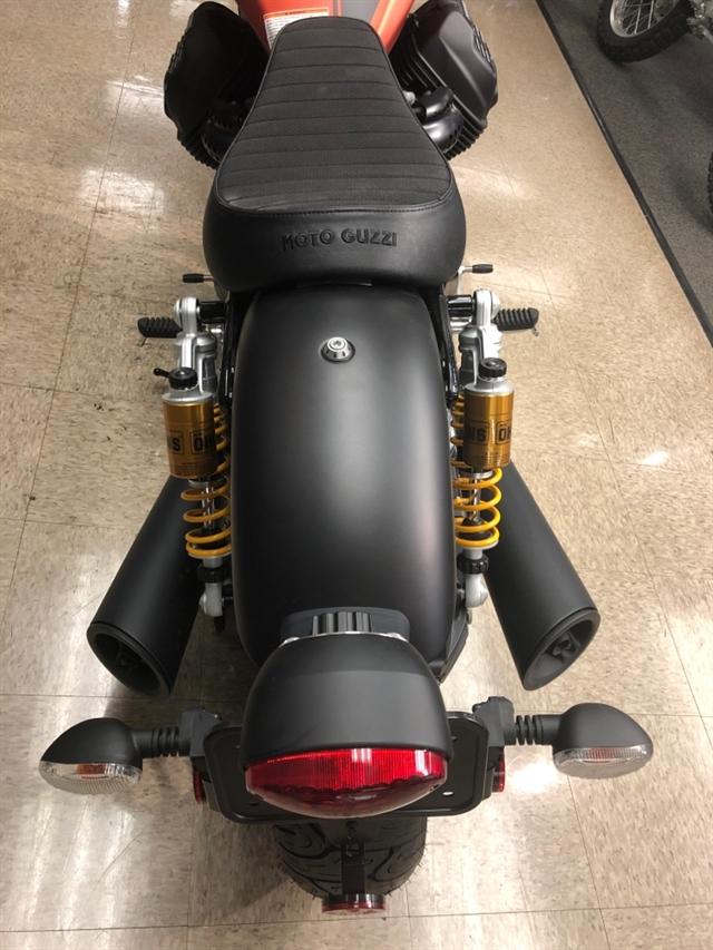 2019 Moto Guzzi V9 Bobber Sport at Sloans Motorcycle ATV, Murfreesboro, TN, 37129