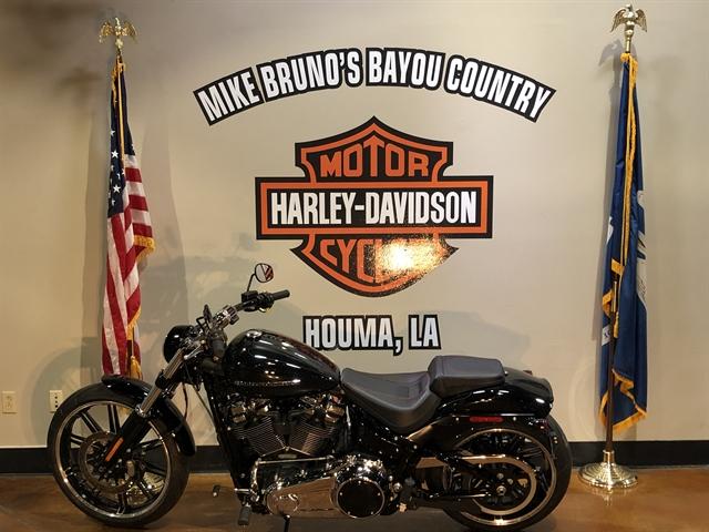 2018 Harley-Davidson Softail Breakout at Mike Bruno's Bayou Country Harley-Davidson