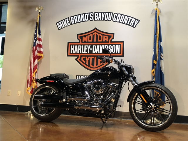2018 Harley-Davidson Softail Breakout at Mike Bruno's Bayou Country Harley-Davidson