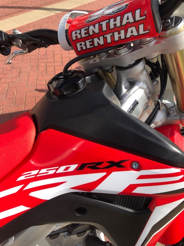 2020 Honda CRF250RX 250RX at Genthe Honda Powersports, Southgate, MI 48195