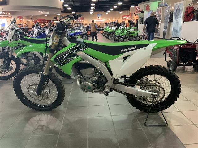 2019 Kawasaki KX 450 at Midland Powersports