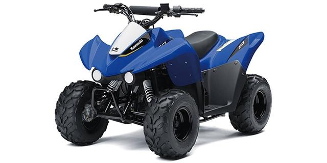 2020 Kawasaki KFX 50 at Hebeler Sales & Service, Lockport, NY 14094