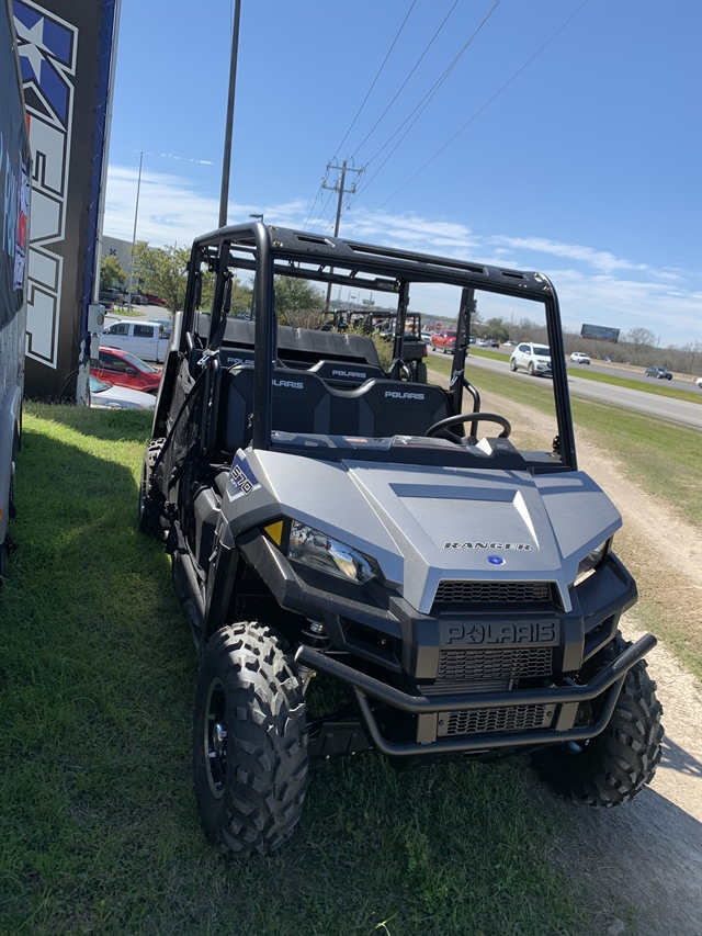2020 Polaris Ranger Crew 570-4 Premium at Kent Powersports of Austin, Kyle, TX 78640