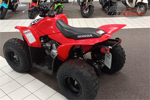 2020 Honda TRX90X 90X at Bay Cycle Sales