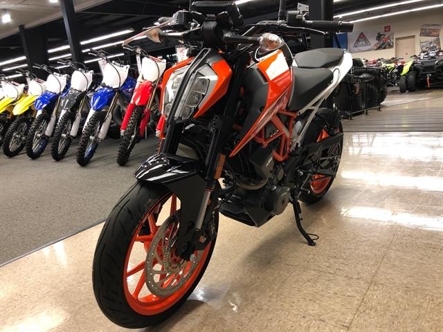2020 KTM Duke 390 at Sloans Motorcycle ATV, Murfreesboro, TN, 37129
