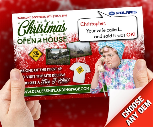 Christmas Open House Powersports at PSM Marketing - Peachtree City, GA 30269