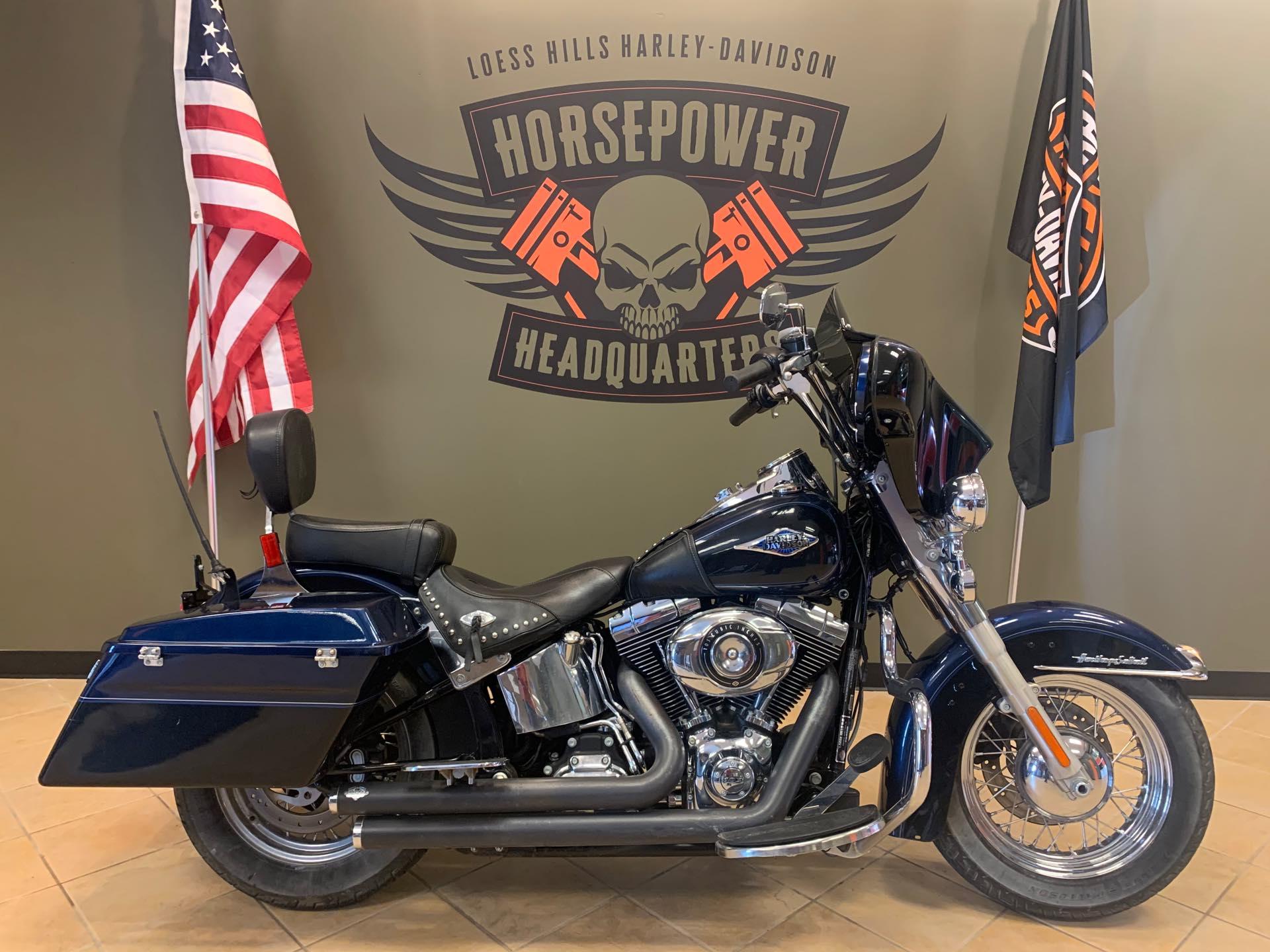 2014 Harley-Davidson Softail Heritage Softail Classic at Loess Hills Harley-Davidson
