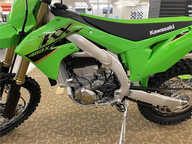 2022 Kawasaki KX 450X at Columbia Powersports Supercenter