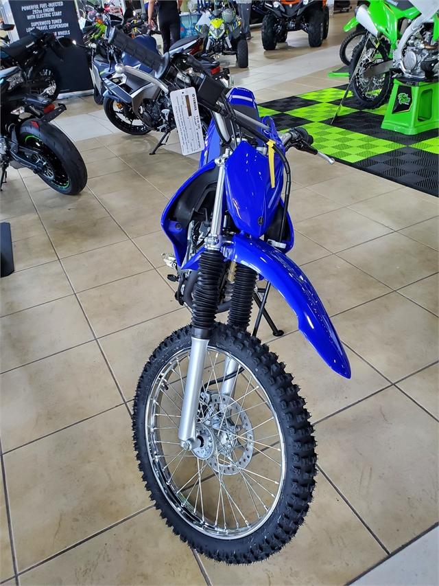 2022 Yamaha TT-R 125LE at Sun Sports Cycle & Watercraft, Inc.