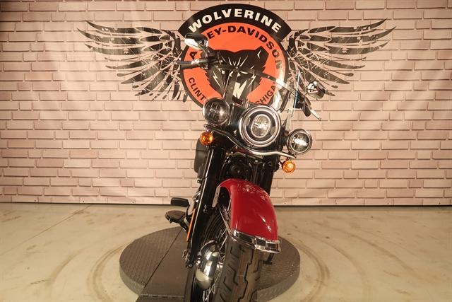2020 Harley-Davidson FLHCS Heritage Classic 114 at Wolverine Harley-Davidson