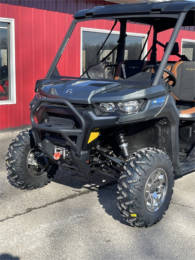 2021 Can-Am Defender MAX Lone Star at Thornton's Motorcycle - Versailles, IN
