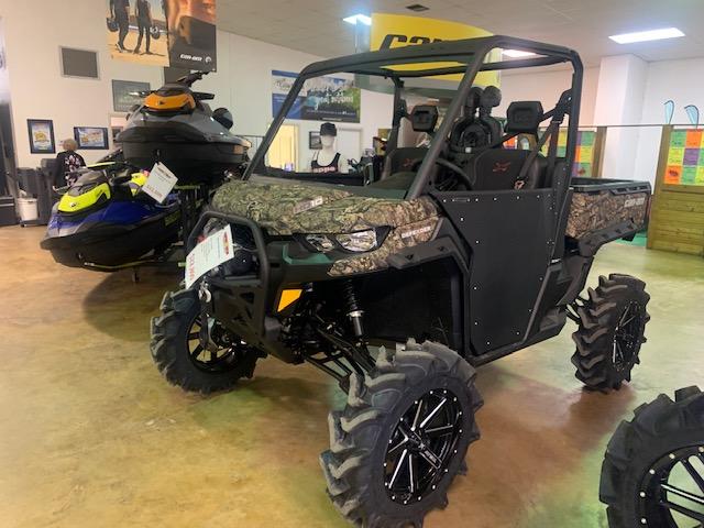 2019 Can-Am Defender X mr HD10 at Campers RV Center, Shreveport, LA 71129