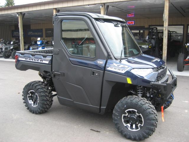 2020 Polaris Ranger Northstar Ultimate Edition-Steel Blue at Fort Fremont Marine