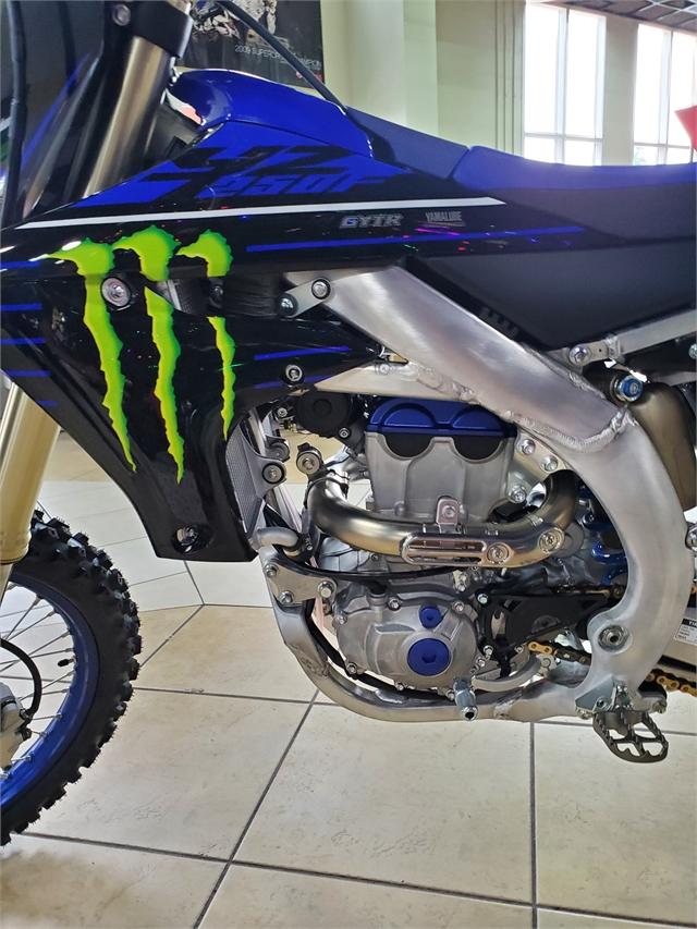 2021 Yamaha YZ 250F Monster Energy Yamaha Racing Edition at Sun Sports Cycle & Watercraft, Inc.