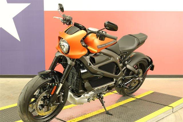 2020 Harley-Davidson LiveWire at Texas Harley