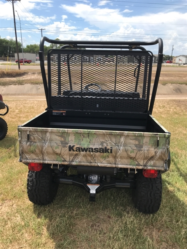 2019 Kawasaki Mule™ 4010 Trans4x4® Camo at Dale's Fun Center, Victoria, TX 77904