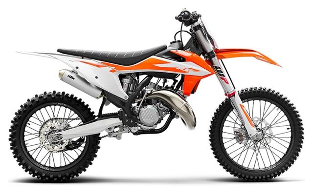 2020 KTM 125 SX at Nishna Valley Cycle, Atlantic, IA 50022