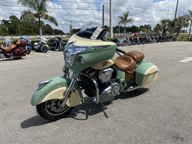 2020 Indian Chieftain Classic at Fort Myers